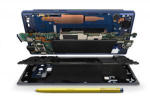 三星 Note 9 拆解報告出爐!S Pen為何能 40秒充飽電的關鍵技術曝光了!