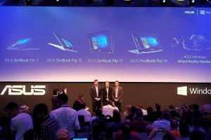 2018 IFA 現場>> 華碩一口氣發表多款新品!世界最小筆電也現身了