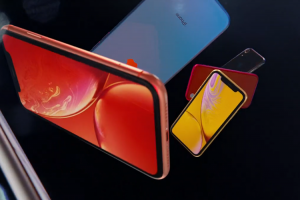 全新六色!蘋果發表平價 6.1 吋新 iPhone  XR 史上最多彩超吸睛!