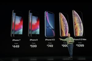 全新 iPhone Xs  新機來了!i6s、iPhone X 正式下架,舊機大降價!
