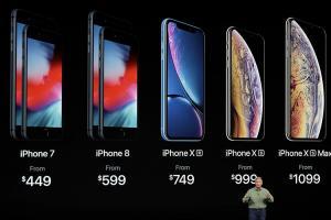新 iPhone 破天價!一張表看清楚到這裡買最便宜...