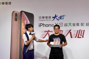 排 4 天爽賺 7 萬元!iPhone XS「搶頭香」果粉這麼說…