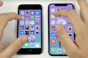 iOS 12 威能?速率比拚,iPhone 6 竟也能不輸 XS
