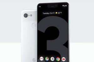 Google 暫時關閉官網 Pixel 3 價格頁面,待台灣發表會公布!