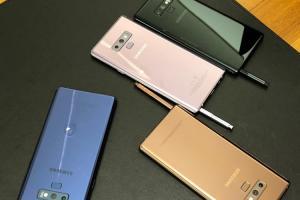 韓媒曝光 Galaxy Note 10!取消耳機孔、螢幕尺寸將是「歷來最大」...