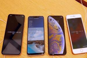 i8 Plus 被擠下!全台手機熱銷榜單最新排名「它」竄升第一!