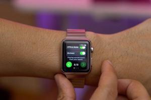 終於快要來了!用 Apple Watch 也能播放 Spotify 音樂了