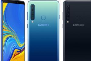 三星「四鏡頭機」Galaxy A9 將上市!定價、首購禮公佈了