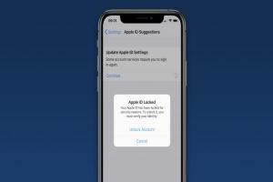 你也遇到了嗎?蘋果帳號 Apple ID 無故被鎖,強制要求重新更改密碼!