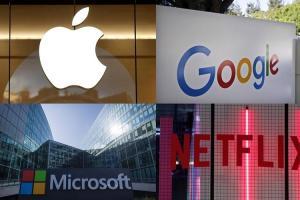個資安全防護「信任度」調查!十大科技品牌排名揭曉,蘋果僅排第四