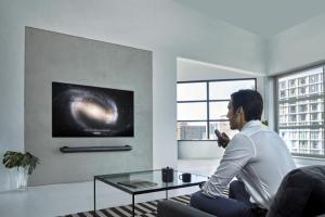 AI升級畫質、還能幫你訂Pizza!LG推新電視搭載ThinQ AI技術