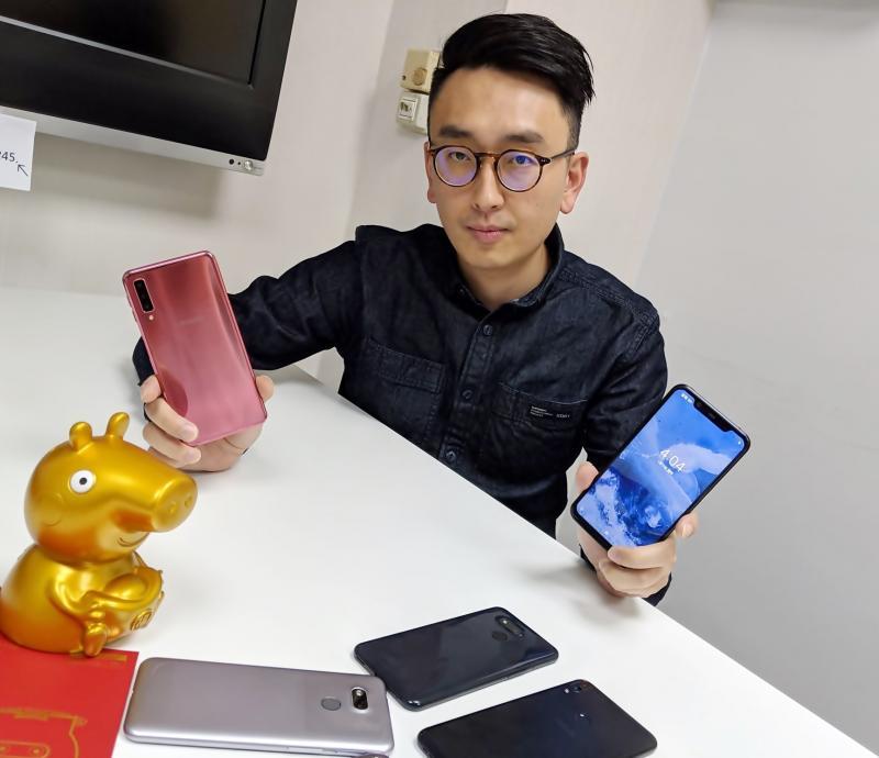 換新機看過來!5 款最值得買的高CP值萬元手機