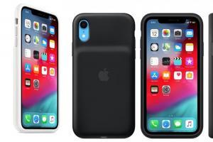 iPhone XS/XR 電量大升級!蘋果推出原廠電池背蓋保護殼,一張表看懂電力差多少!