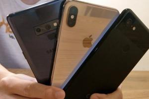 蘋果擠下華為!IDC公布全球 5大手機品牌最新排名、市佔龍頭僅險勝 0.5%