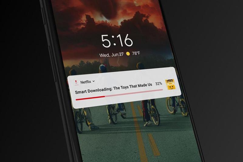 沒網路也能照樣追劇!Netflix 推出智慧下載新功能
