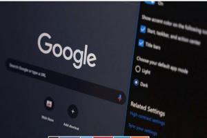 Google Chrome 瀏覽器內建原生「黑暗模式」首度曝光! Windows版、 macOS版都適用