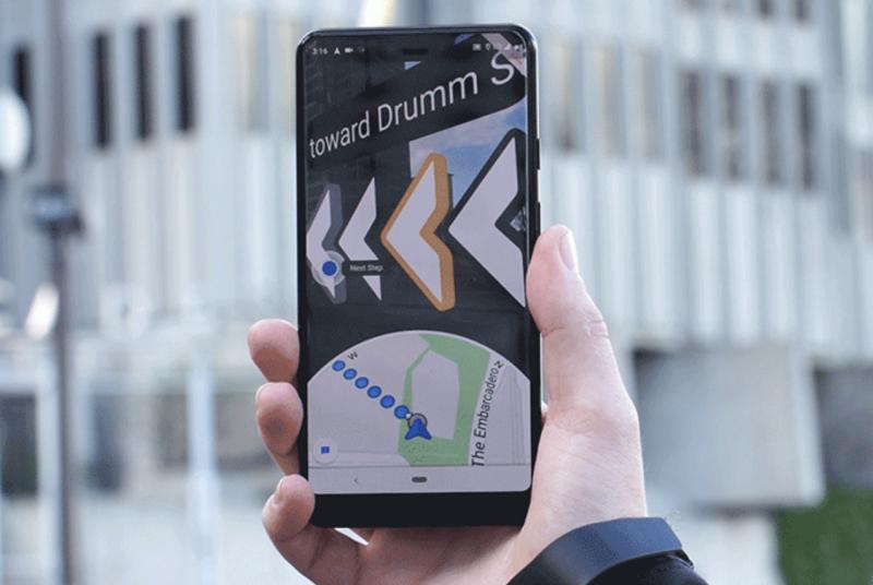 【路痴福音】地圖導航看不懂?Google Maps將用AR箭頭帶你走