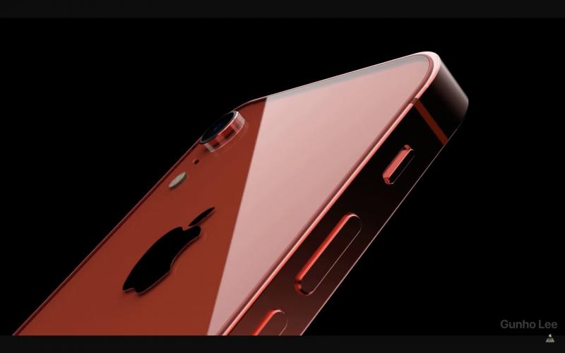 無邊框螢幕劉海、全玻璃機身!這樣的 iPhone SE 2 你買單嗎?