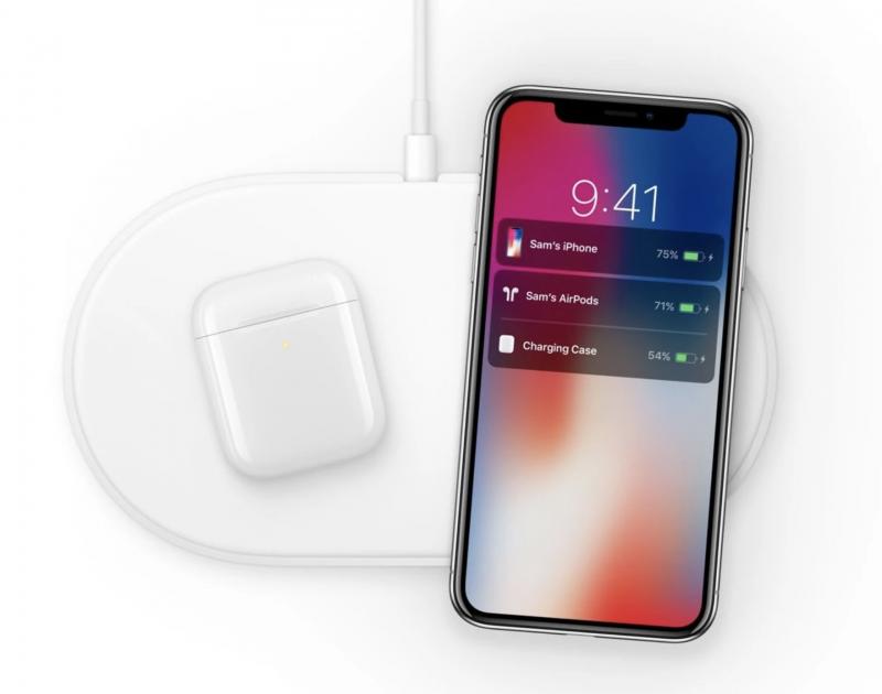 外媒爆蘋果兩大新品:傳AirPods 2增黑色款、AirPower有秘密功能