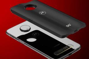 5G 手機太貴?Moto 將推出 Z3 網路配件、裝上就升級