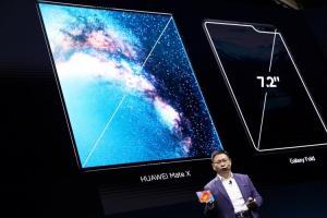 Galaxy Fold vs. Mate X 誰最酷?三星、華為摺疊手機 6 大重點 PK