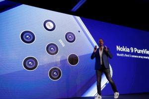 (影音)全球首款「5鏡頭」蔡司旗艦機、親民價登場!Nokia 上半年推 4 款新機