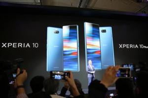 【MWC 現場】21:9 螢幕!Sony 新中階機 Xperia 10、Xperia 10 Plus 首登場
