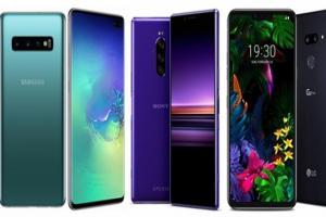 Android 粉期待嗎?外媒評選  MWC 2019 通訊展「最佳手機」是它們