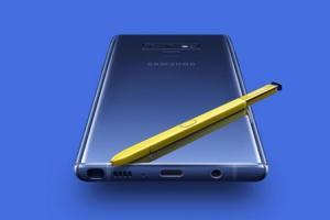 三星 Galaxy Note 10 多張渲染圖曝光!外媒曝 5大升級亮點