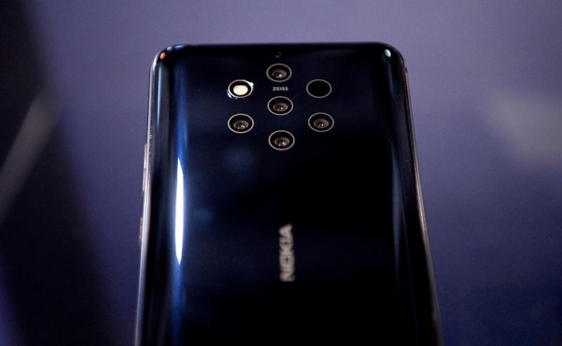 拆解「 5鏡頭」 Nokia 9 PureView 旗艦機!機身內部結構有3大亮點