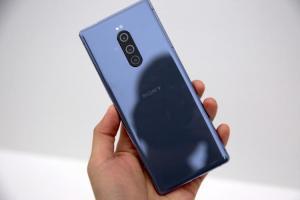 定價台幣 3 萬?Sony Xperia 1 價格再爆、美國開放預購