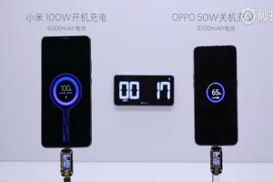 充飽電只需 17 分鐘!小米總監透露:已研發出 100W 超級充電器