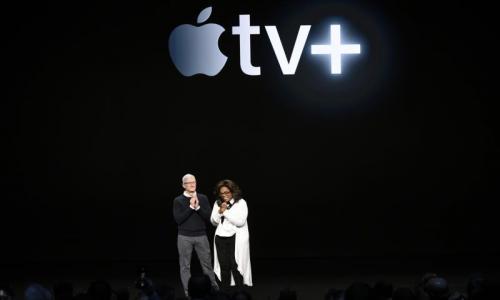 高規格進軍演藝圈!蘋果揪好萊塢大咖推 Apple TV+ 拍電影、影集