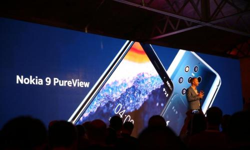 五鏡頭 + S845!Nokia 新旗艦手機在台或 2 萬有找