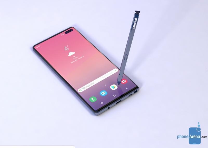 5G、小螢幕愛好者通吃?韓媒爆三星 Note 10 將會有 4 種型號