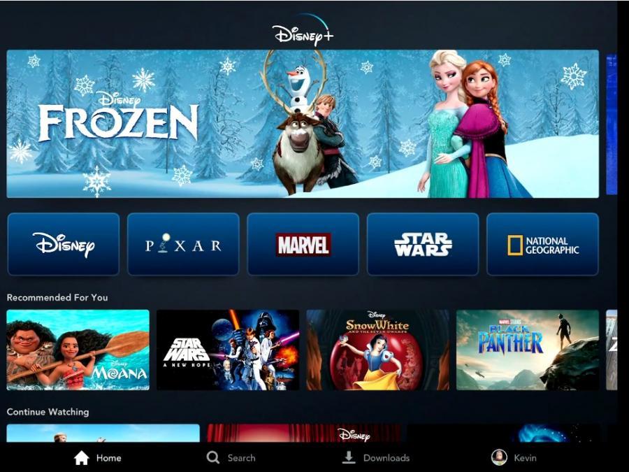 只要 Netflix 半價!集結自家經典電影、迪士尼出手串流影視服務