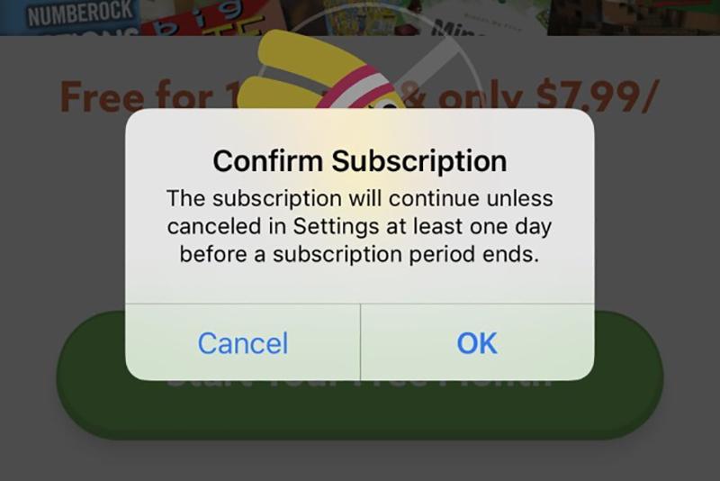打擊誘導付費!蘋果 App Store 訂閱將會要求你多按一次確認