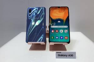 (影音)三星出大招!5 款 Galaxy A 手機、3 款平板、2 款智慧手環一次亮相