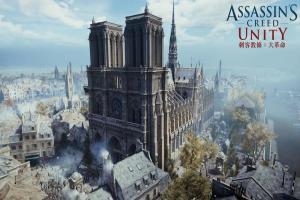 Ubisoft 先捐 1740 萬重建聖母堂!再送玩家《刺客教條》看虛擬版