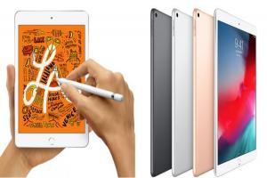登台腳步近了!升級版 iPad mini 、iPad Air 已通過 NCC 認證
