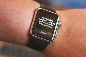Apple Watch 就是你的密碼!蘋果將替手錶導入更多驗證功能