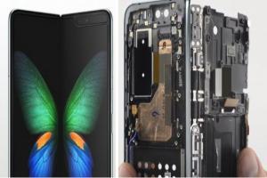 三星摺疊機 Galaxy Fold 為何螢幕容易損壞? iFixit 拆解提出4大分析