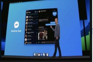 臉書將重大改版!桌面版 Messenger 登場、無線VR頭盔開賣