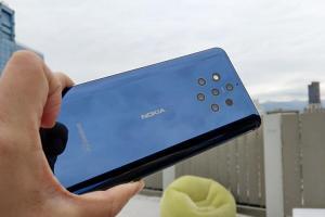 諾粉準備開搶!全球首款「5鏡頭」蔡司手機 Nokia 9 PureView 登台開賣