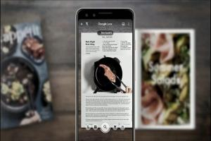 Google Lens 變身美食達人!找食譜、推薦菜色樣樣來