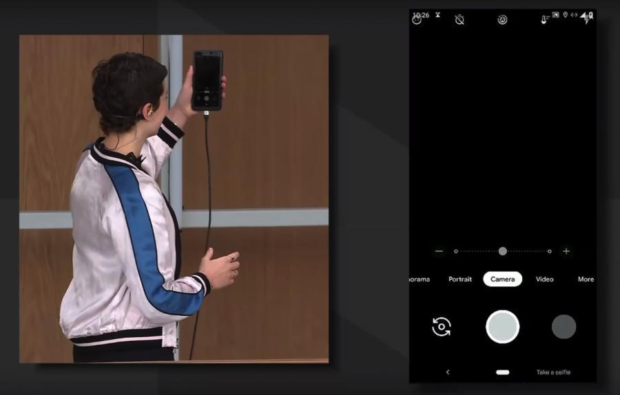 Google 秀出神秘手機!疑似 Pixel 4 原型首度曝光
