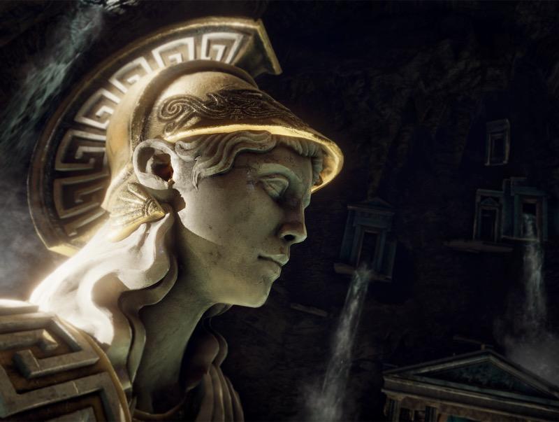 體驗 VR 版密室脫逃!HTC「VIVELAND」再推難度升級希臘版