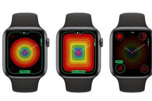 三款新錶面!Apple Watch 更新有小驚喜