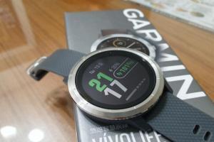 悠遊卡「戴」在手腕夠便利?Garmin vivolife 智慧手錶使用體驗報告