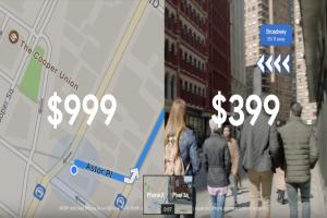 Google 再嗆 iPhone:貴 600 美元、「地圖導航」也沒我清楚